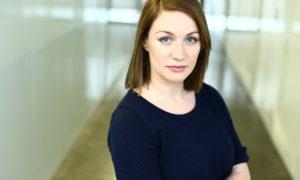 Rozmowy w toku pracy – wywiad z Agatą Polińską