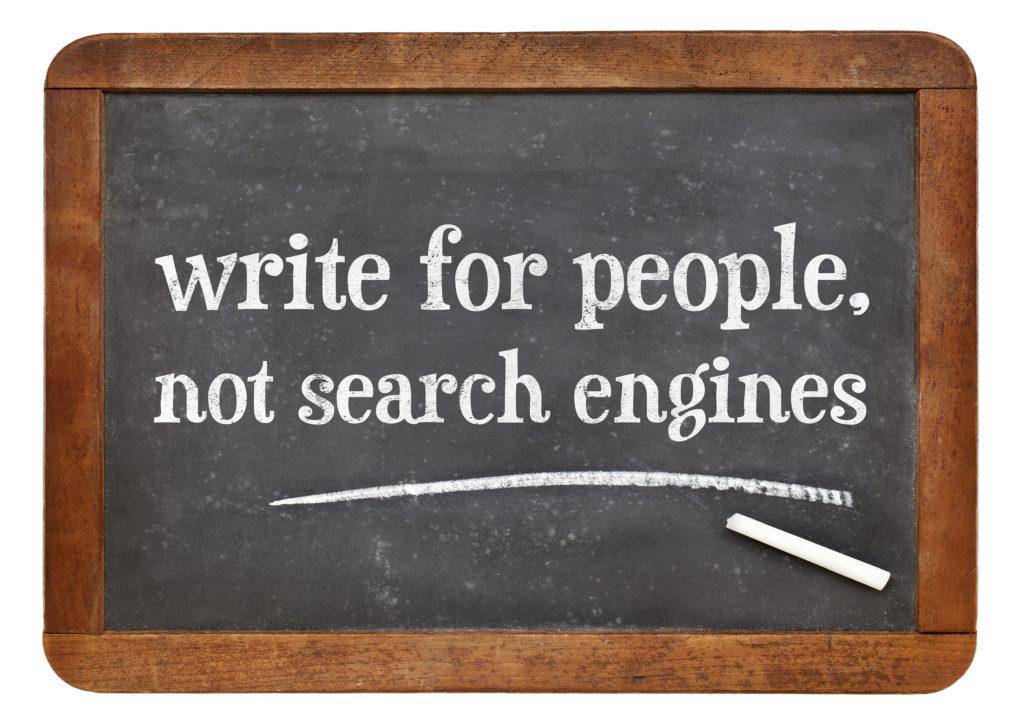 Zadbaj o użyteczne teksty na blogu