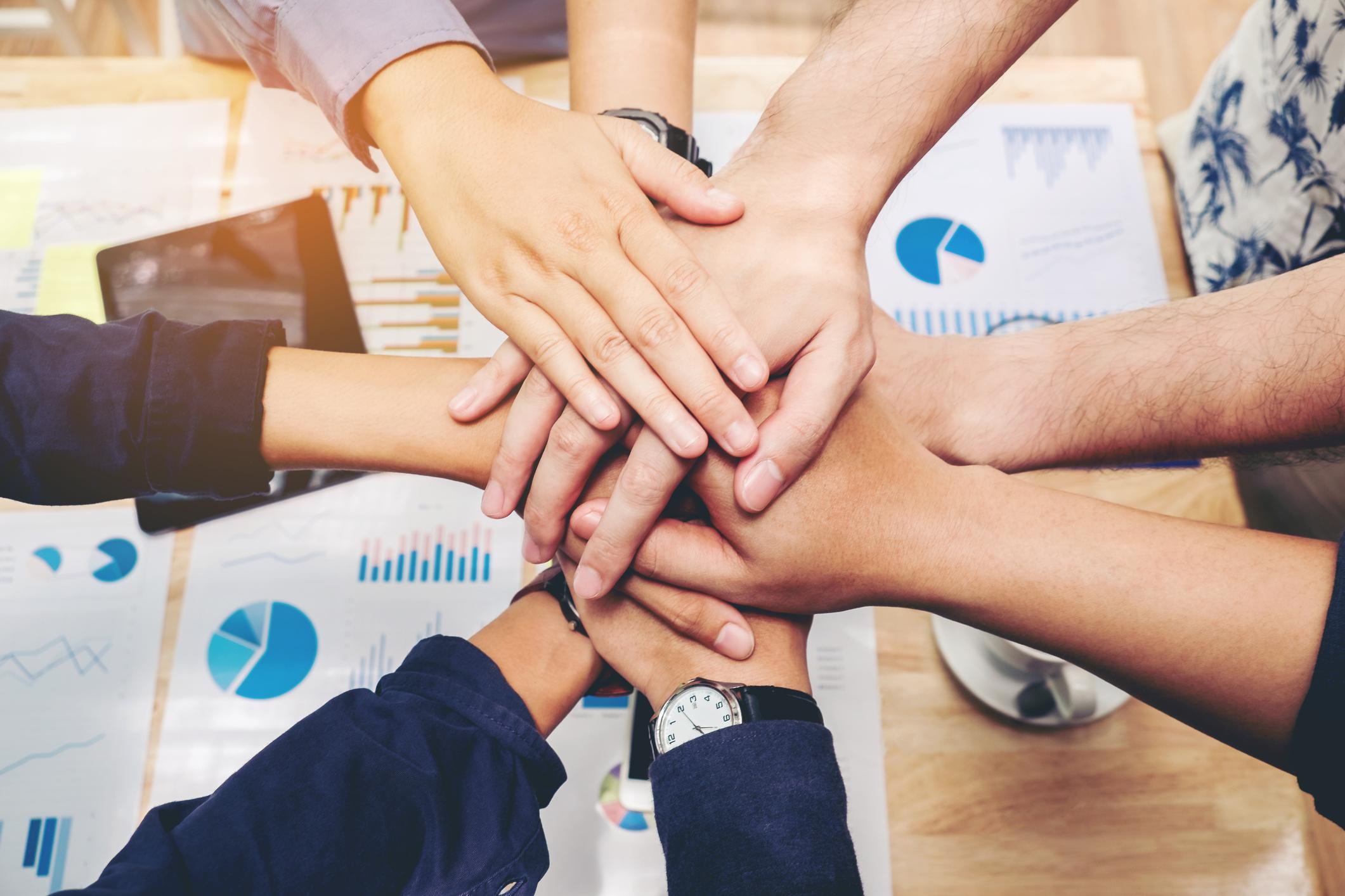 Szkolenia ułatwiają współpracę