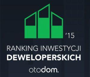 Ranking inwestycji deweloperskich Otodom 2015