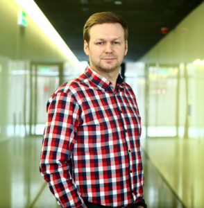 Marcin Kawecki, Sales Team Manager