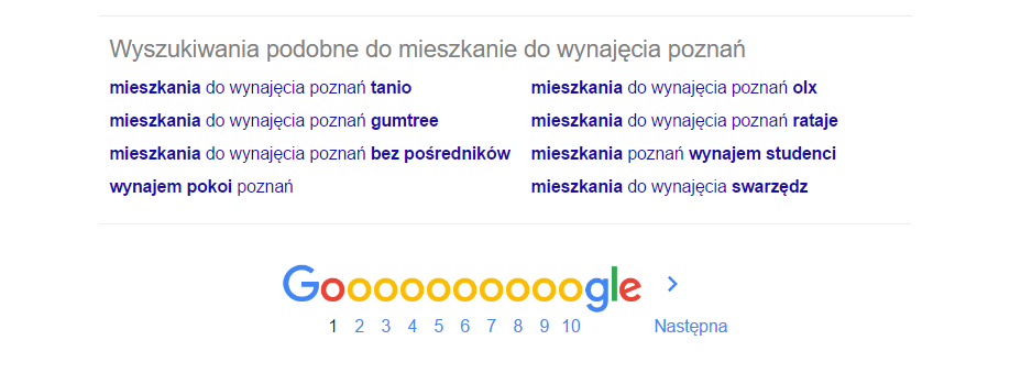 google-podobne