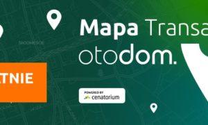 W 30 dni dookoła Mapy Transakcji Otodom – bezpłatnie