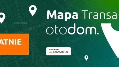 Photo of W 30 dni dookoła Mapy Transakcji Otodom – bezpłatnie
