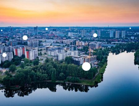 Najczęściej wyszukiwane, a najpopularniejsze dzielnice Górnego Śląska