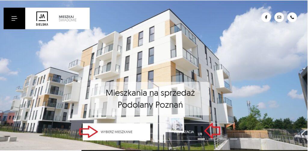 Budynek blok inwestycji JA_SIELSKA